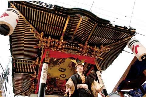 小松市のイメージ写真-こども歌舞伎